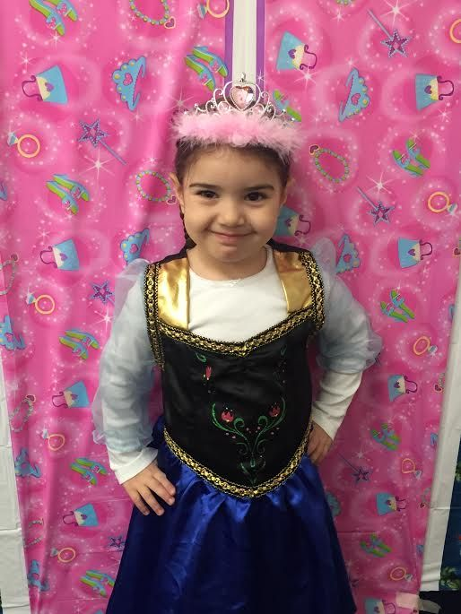 Pirates/Princess Day!