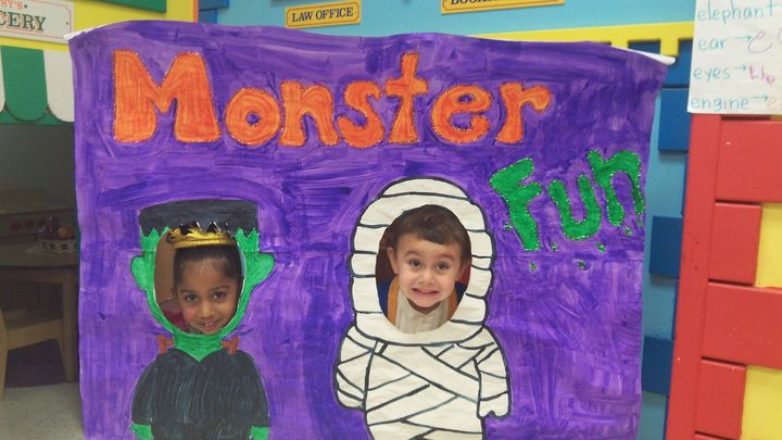 Monster Fun in the Village